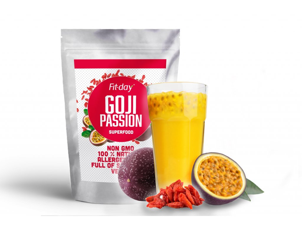 Fit-day superfood GOJI-PASSION