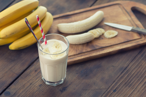 fit-day bananove smoothie